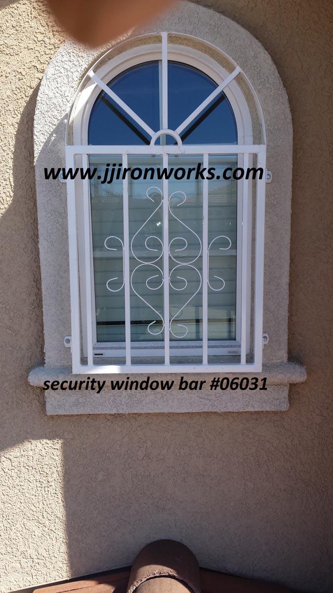 Security Window Bars. t & Wrought Iron   Long Beach CA